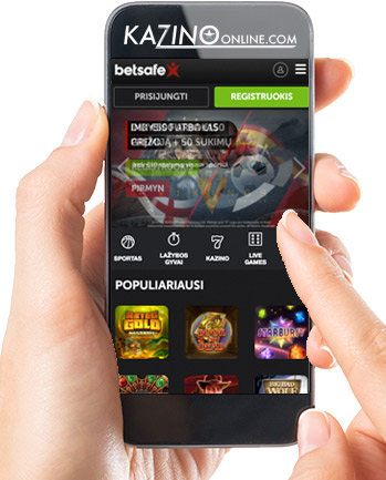betsafe interneto svetaine