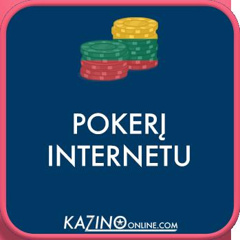Pokerį Internetu