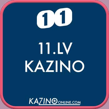 11 kazino latvija