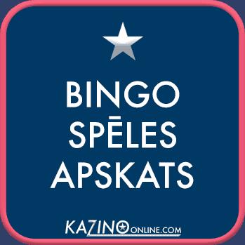 Bingo spēles apskats